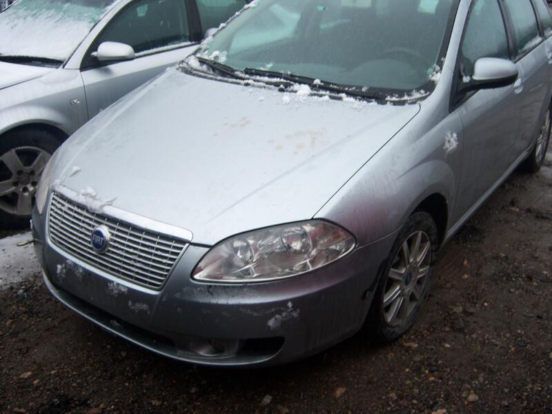 Fiat Croma II 2006 m. dalys