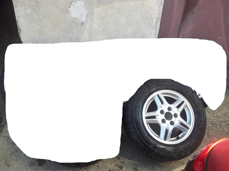 Honda CR-V R15 lengvojo lydinio ratlankiai