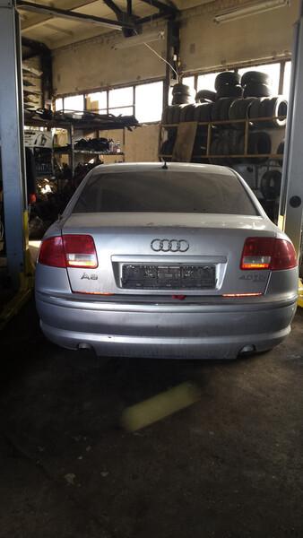 Audi A8 D3, 2004m.