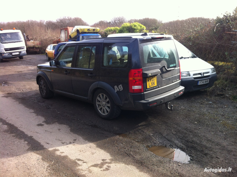 Land-Rover Discovery III 2008 y. parts