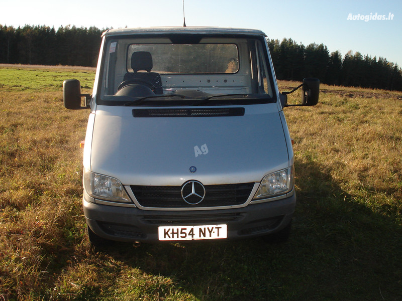Mercedes-Benz Sprinter II cdi 2005 m. dalys