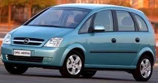 Opel Meriva I, 2004m.