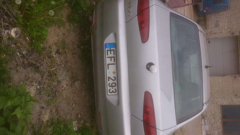 Alfa-Romeo 166 jtd 129 kw 2004 m. dalys