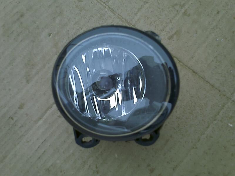 Bmw X5 2005 m. dalys
