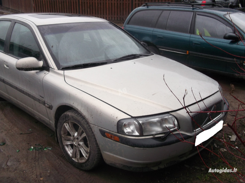 Volvo S80 I, 2000y.