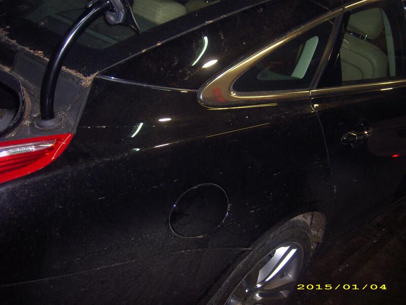 Jaguar XJ X351, 2010m.