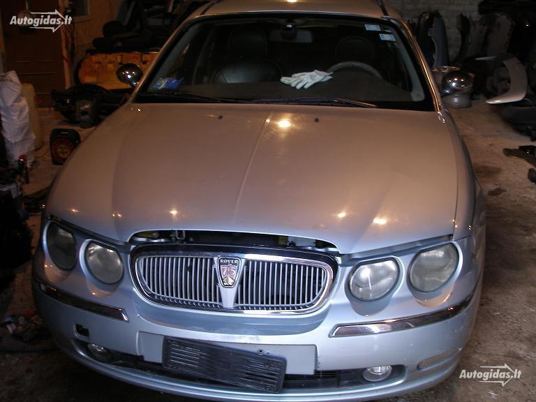 Rover 75 CDT 2003 m. dalys