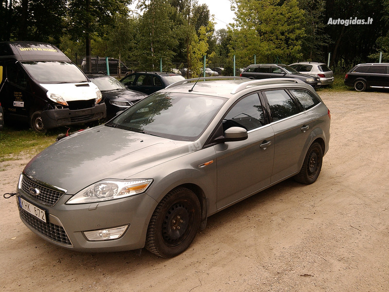 Ford Mondeo MK4 2,0TDCI 103Kw 2010 m. dalys