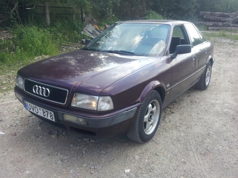 Audi 80 B4 1994 y. parts