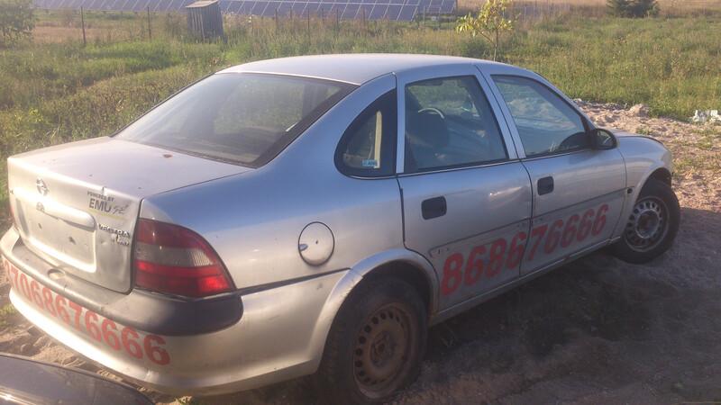 Opel Vectra B Td 1996 m. dalys