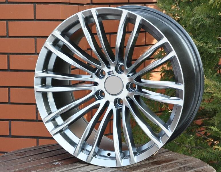 BMW R19 lengvojo lydinio ratlankiai