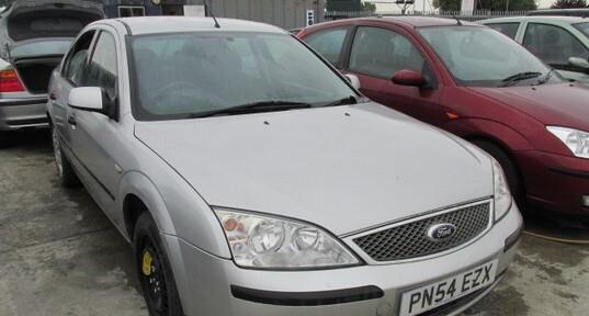 Ford Mondeo Mk3, 2005m.