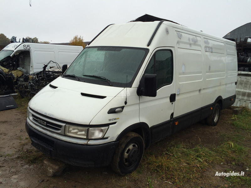 Iveco Daily, 2006m.