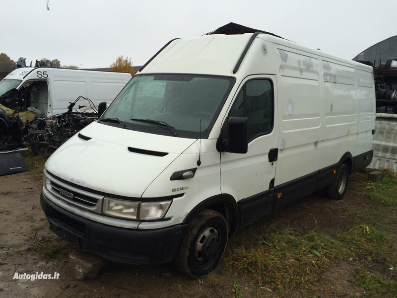 Iveco Daily 2006 m. dalys