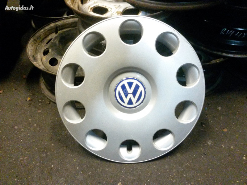 Volkswagen R15 закругленность колеса
