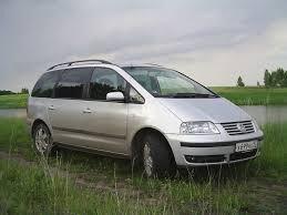 Volkswagen Sharan I 2002 m. dalys