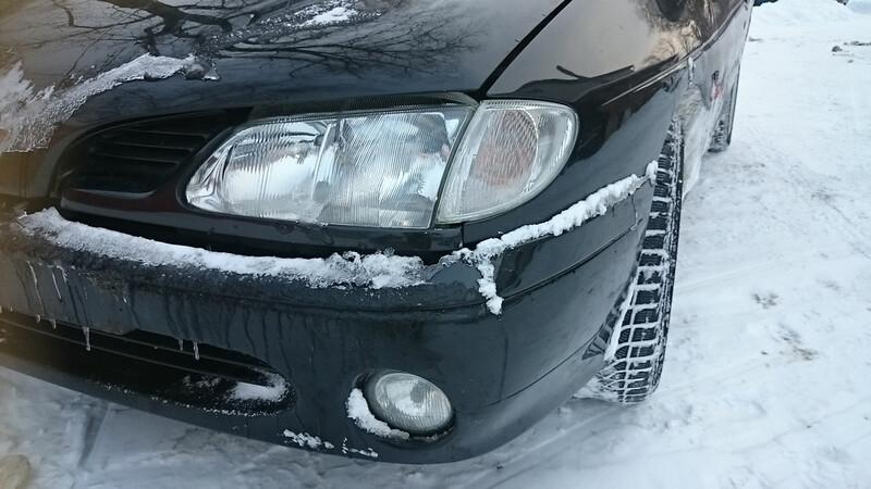 Renault Megane I, 1998m.