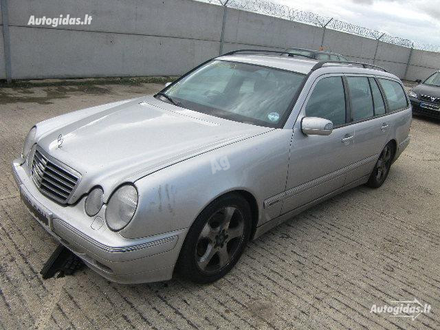 Mercedes-Benz E 320 W210 Avangardas 2002 y. parts