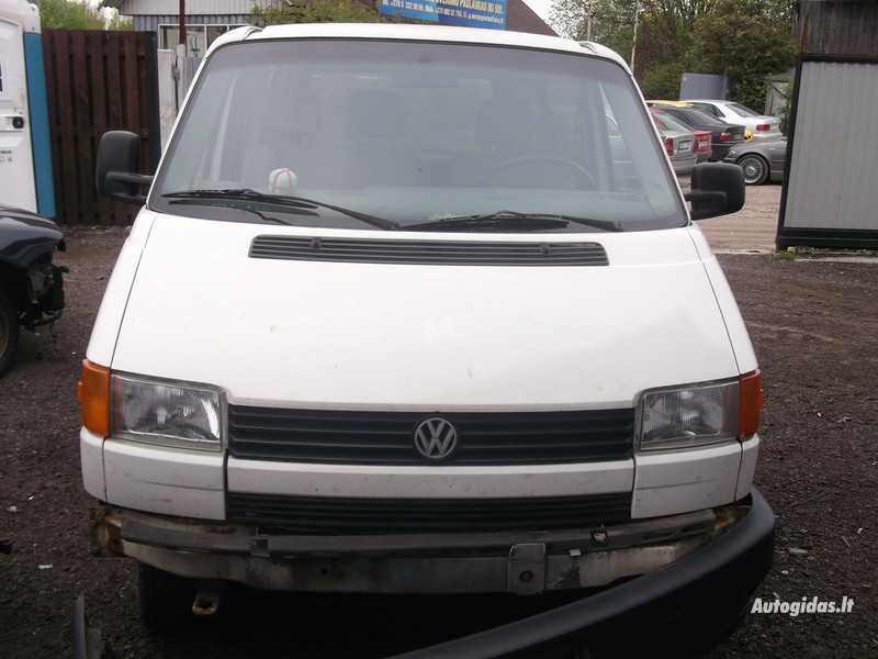 Volkswagen Transporter T4 1994 m. dalys