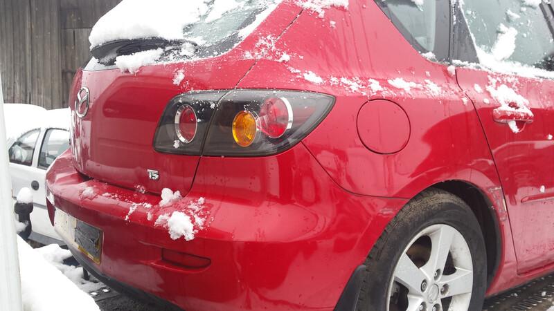 Mazda 3 I AUTOMAT, 2007y.