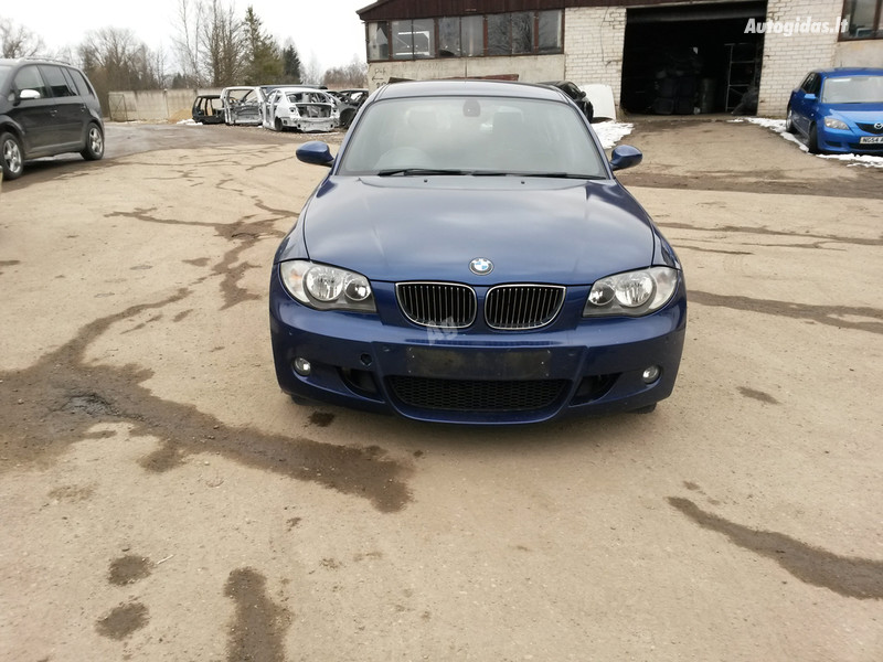 BMW 130 E87, 2008m.