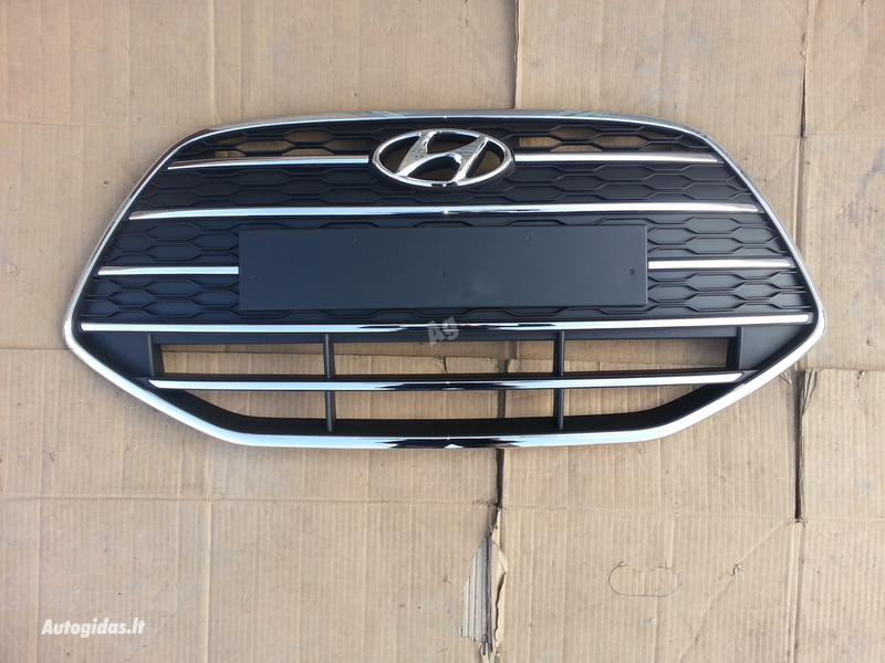 Hyundai Ix20 2016 m. dalys