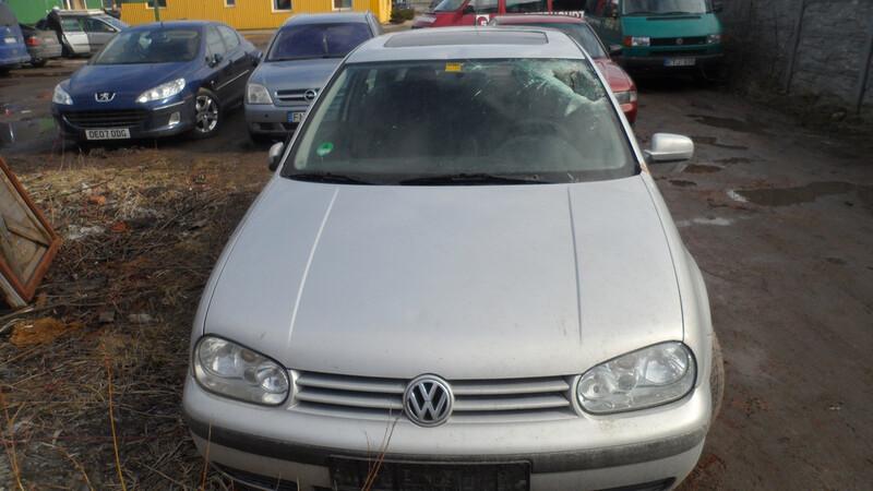Volkswagen Golf IV 1998 m. dalys