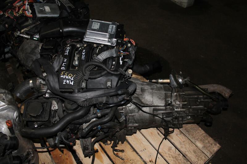 BMW 320 E46 M47, 2002m.
