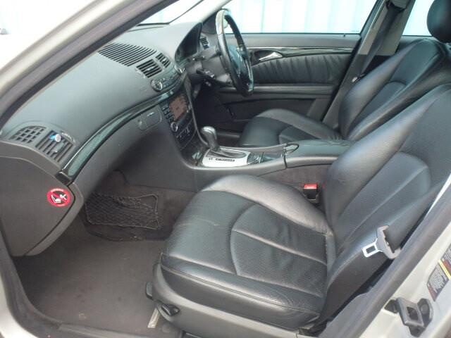 Mercedes-Benz E 320 W211 2003 m. dalys