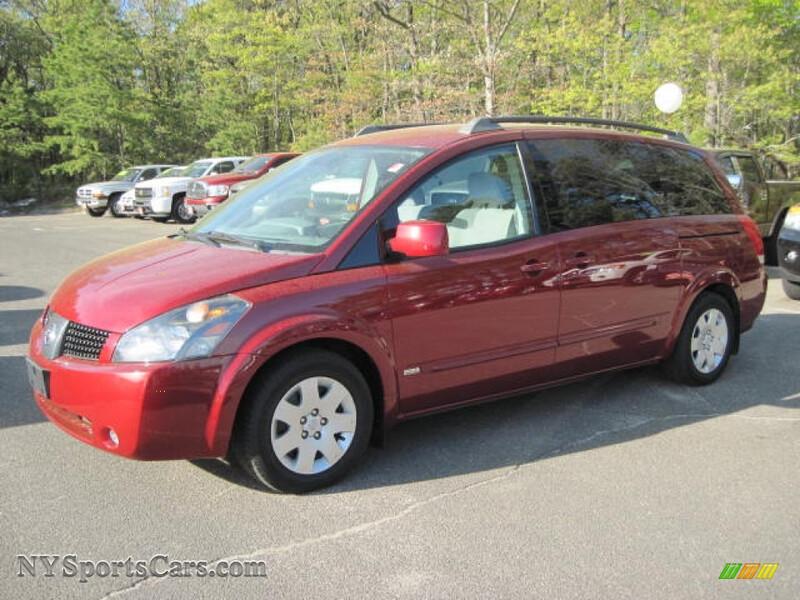 Nissan Quest 2006 m. dalys
