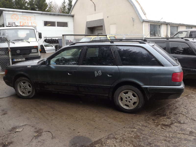 Audi 100 C3 2.8 geras, 1991m.