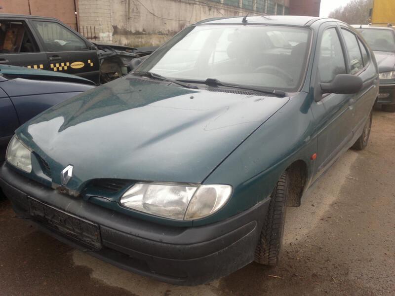 Renault Megane I, 1996m.