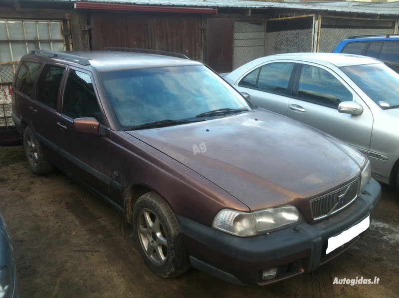 Volvo Xc 70 TURBO 1999 y. parts