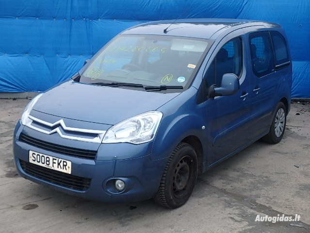 Citroen Berlingo II, 2010m.