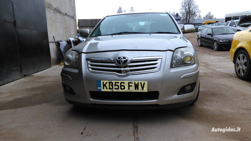 Toyota Avensis II, 2007г.