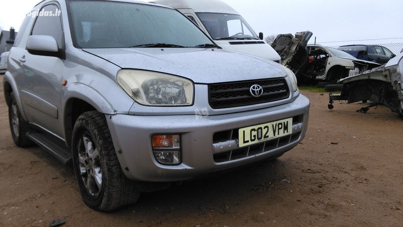 Toyota Rav-4 I 2000 m. dalys