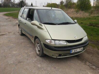 Renault Espace III 1999 m. dalys