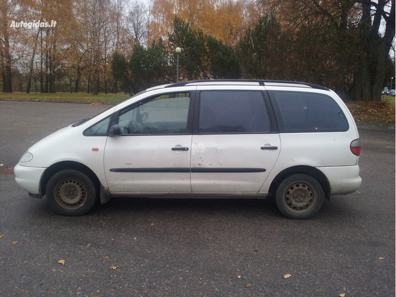 Ford Galaxy MK1 1996 y. parts