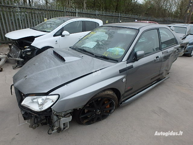 Subaru Impreza GD STI Type UK 2007 г. запчясти