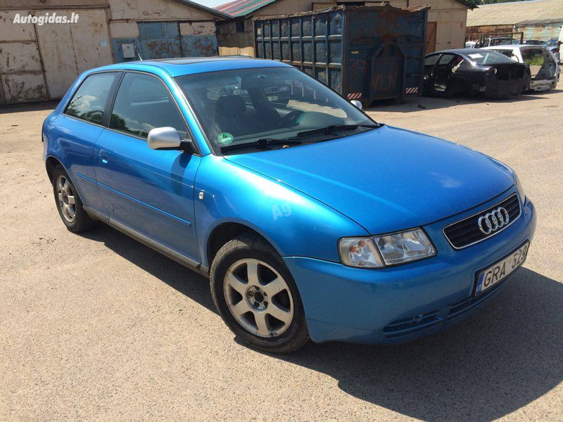 Audi A3 8L, 1998m.