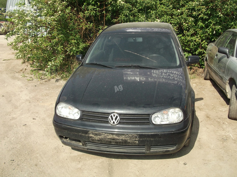 Volkswagen Golf IV 2000 y. parts