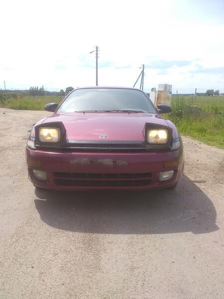 Toyota Celica sli 1992 m. dalys