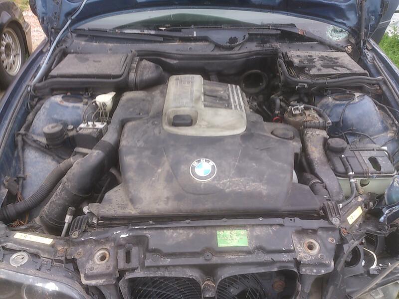 BMW 520 E39 M47d20, 2000m.