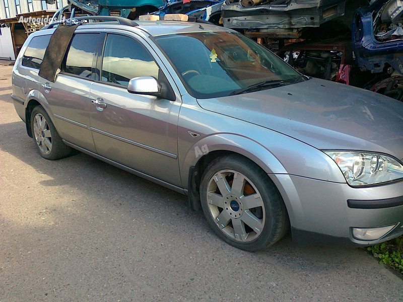 Ford Mondeo MK3 96 kw  2004 m. dalys