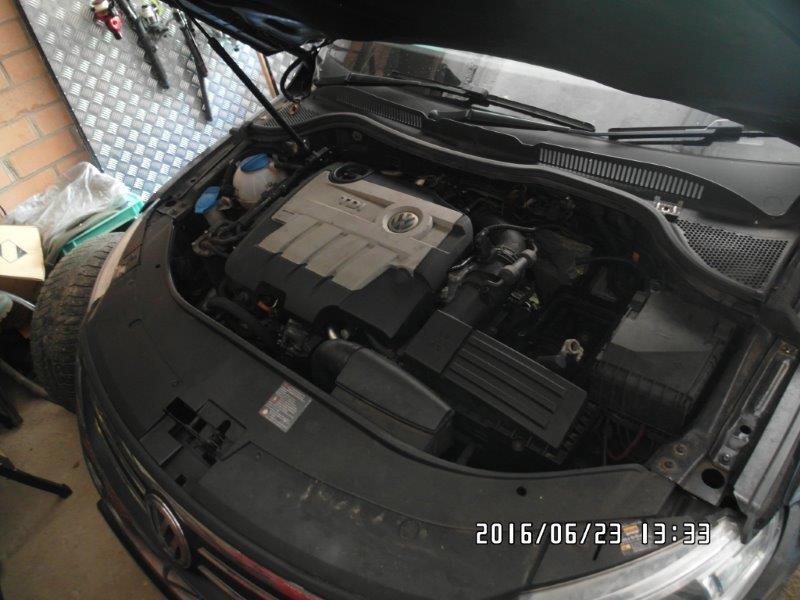 Volkswagen Touran I 2009 m. dalys