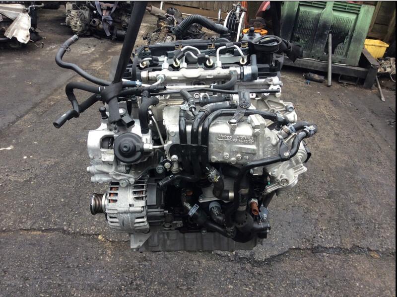 Audi A3 8V 2014 г. запчясти