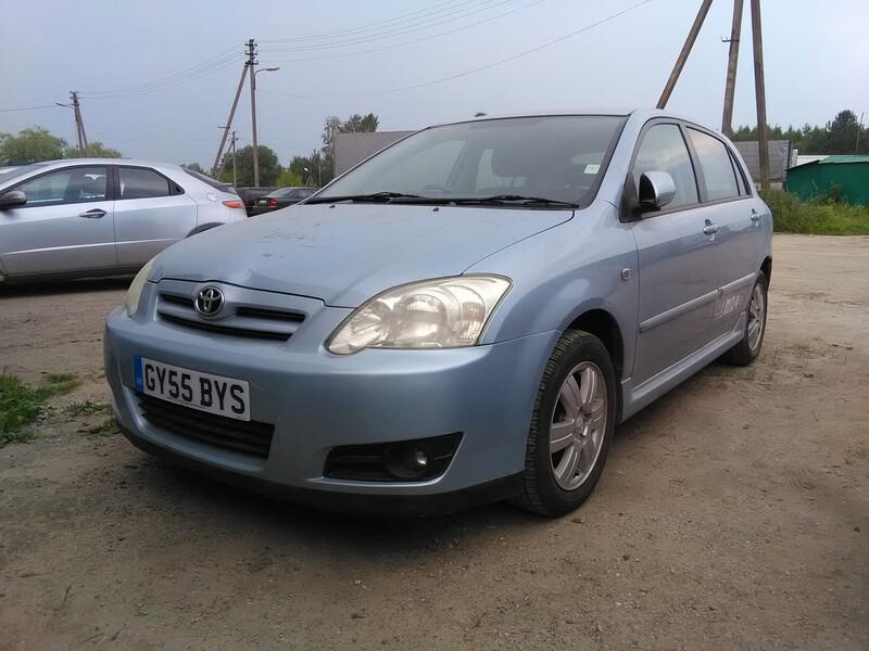 Toyota Corolla Seria E12, 2005y.