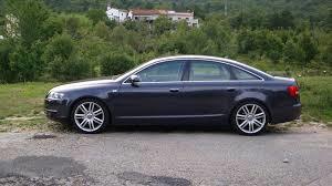 Audi A6 C6 2005 m. dalys