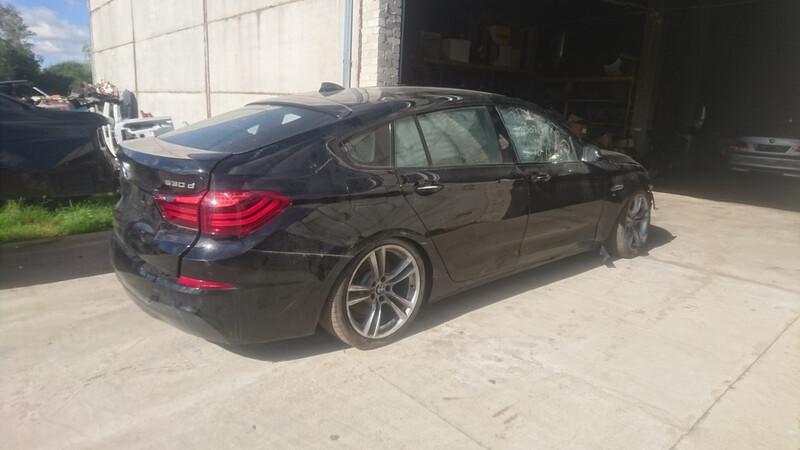 BMW 5GT (F07), 2014m.