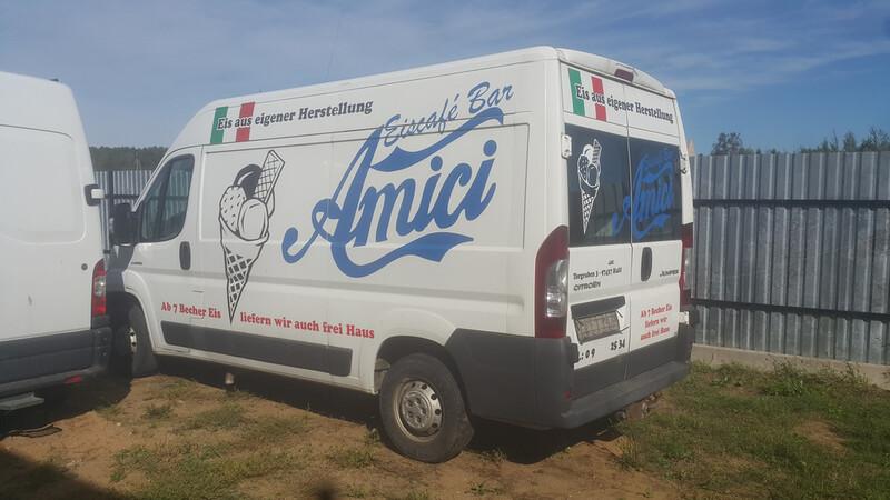 Fiat Ducato III 2007 y. parts